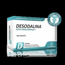 Desodalina (60caps) - Sanibras