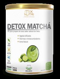 Detox Matcha 300g - Mix Nutri