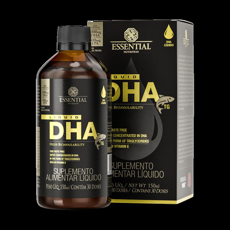 Liquid DHA TG (150ml) Essential Nutrition