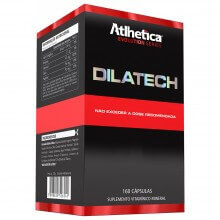 Dilatech (160caps) - Atlhetica Nutrition