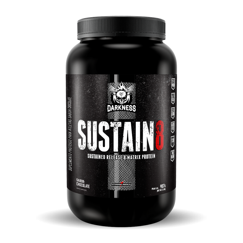 Sustain 8 (907g) IntegralMedica -Chocolate