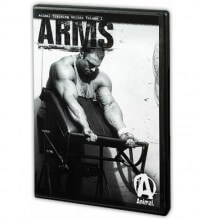 DVD ANIMAL Training Series Volume I - Arms (Braços) - Universal Nutrition