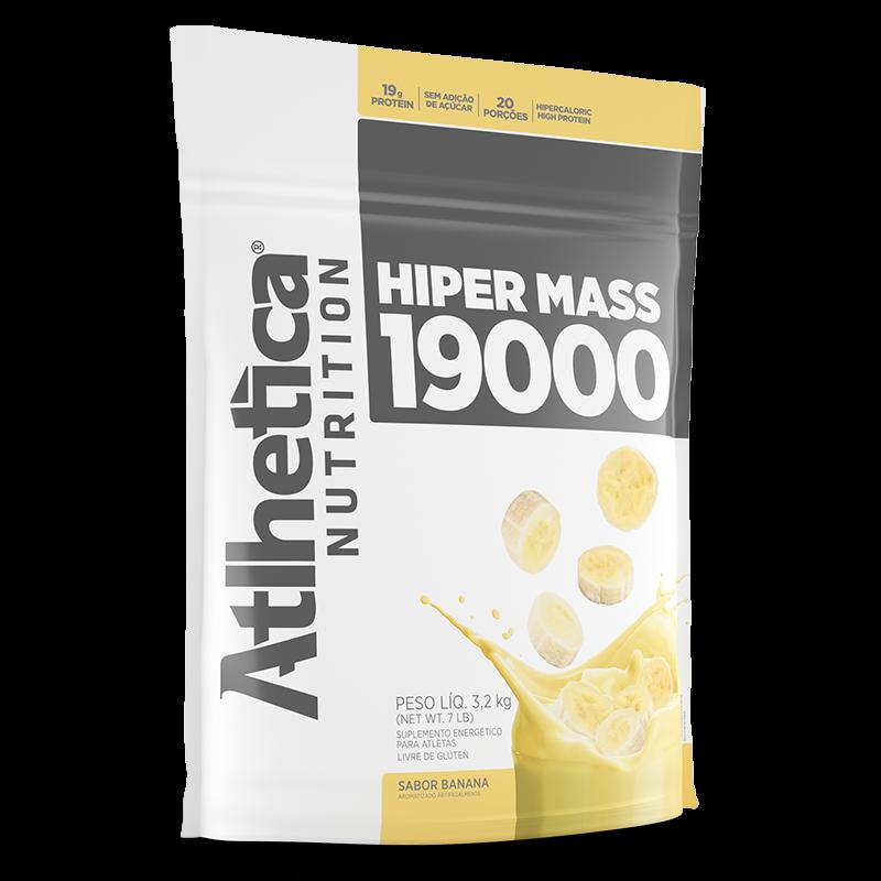 Hiper Mass 19000 (3200g) Atlhetica Nutrition-Chocolate