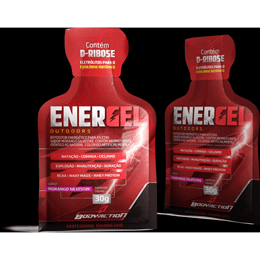 Energel Outdoors (10 sachês de 30g) Body Action