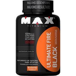 Ultimate Fire Black (60caps) Max Titanium