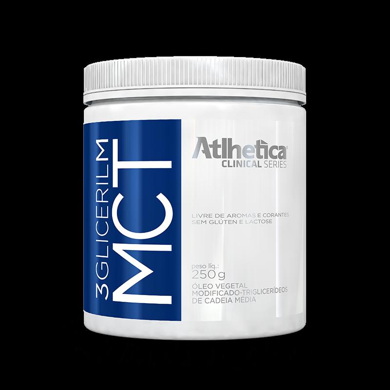 3Gliceril M MCT (250g) Atlhetica Nutrition