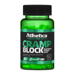 Cramp Block (60caps) Atlhetica Nutrition