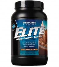 Elite Whey Protein Isolate (930g) - Dymatize Nutrition