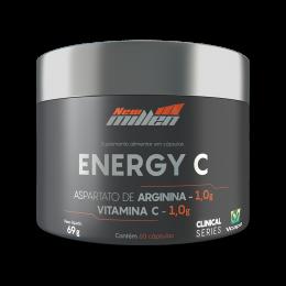 Energy C (60 Caps) - New Millen