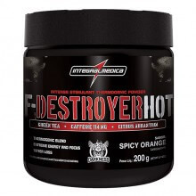 F-Destroyer HOT (200g) - Integralmédica