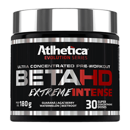 BETA HD (180g) Atlhetica Nutrition