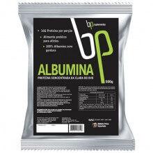 Albumina Pura (500g) - BP Suplementos