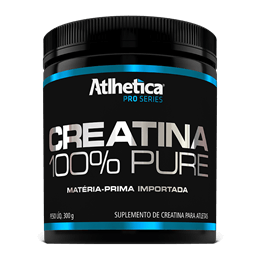 Creatina Pro Series (300g) Atlhetica Nutrition