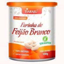 Farinha de Feijão Branco (100g) - Tiaraju