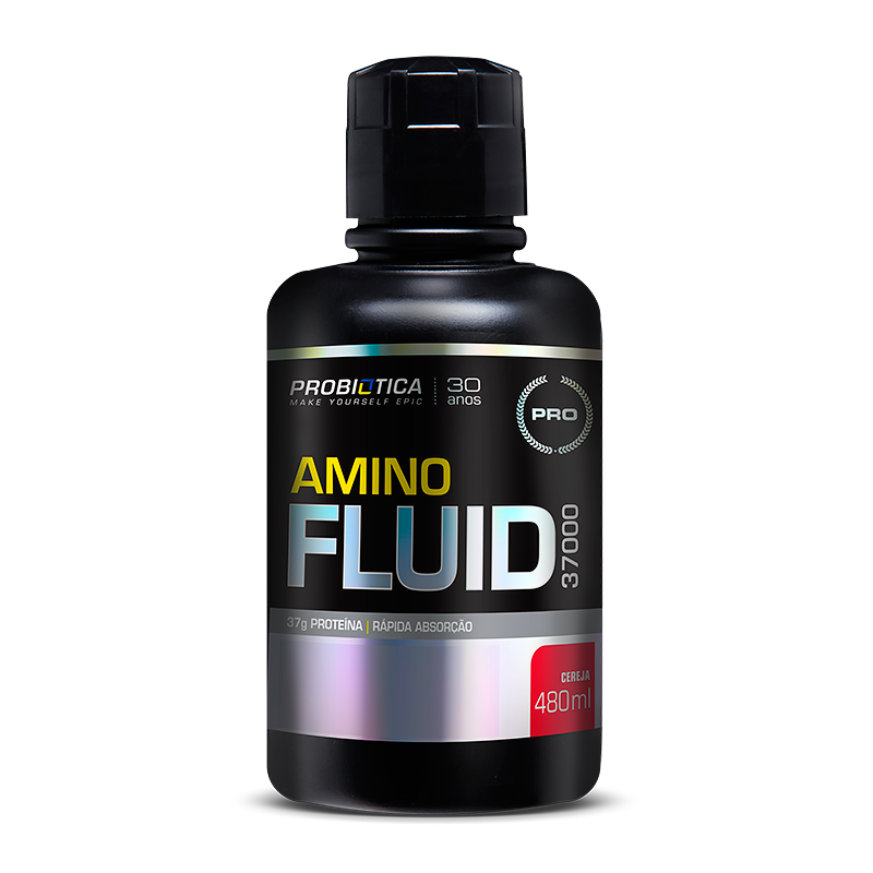 Amino Fluid 37000 (480ml) Probiótica