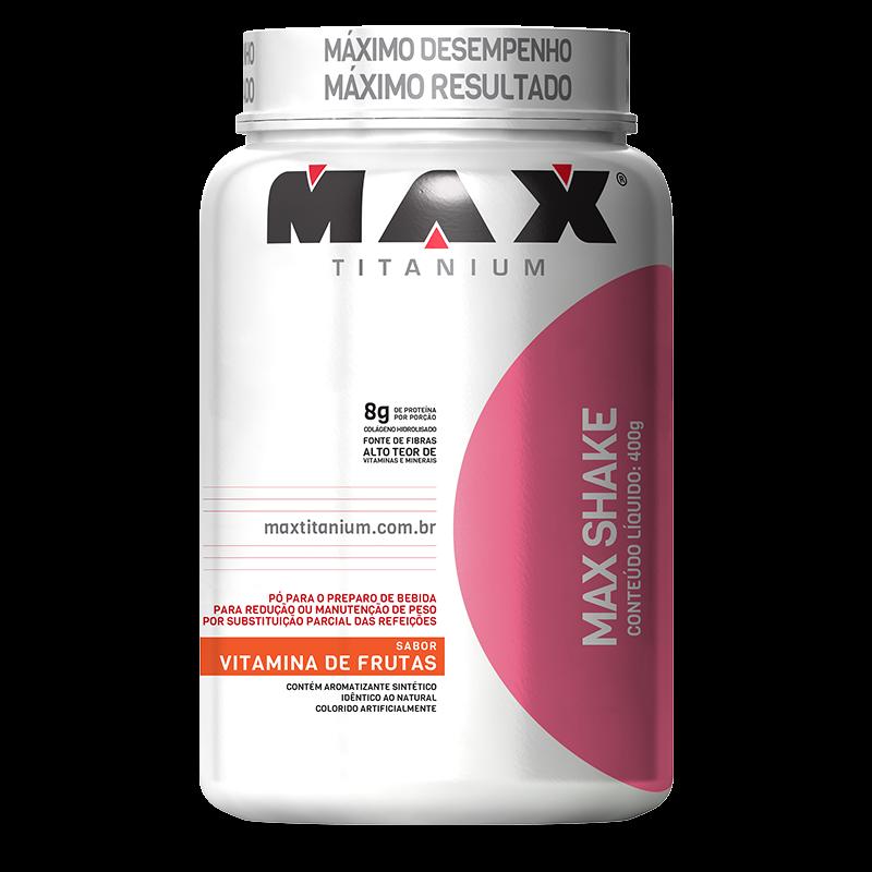 Max Shake (400g) Max Titanium