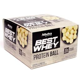 Best Whey Protein Ball (12unid-50g) Atlhetica Nutrition