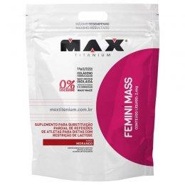 Femini Mass (2 4kg) Max Titanium