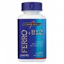 Ferro +B12 Nutrify (150caps) - Integralmédica