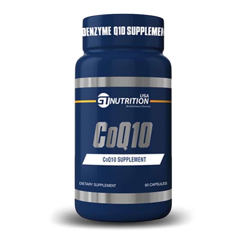 CoQ10 (60caps) GT Nutrition USA