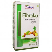 Fibralax (Fibras) (45caps) - Tiaraju