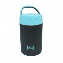 Food Jar com Colher Inox 500ml - Pacco By