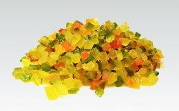 Frutas Cristalizadas Granel 200g - Biopoint