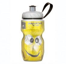 Garrafa Térmica Smile Amarela (355ml) - Polar Bottle
