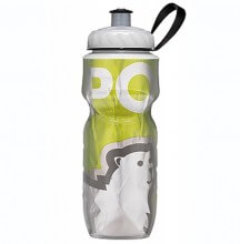 Garrafa Térmica Big Bear Verde (590ml) - Polar Bottle