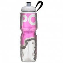 Garrafa Térmica Big Bear Rosa (710ml) - Polar Bottle
