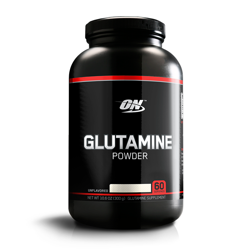 Glutamine (300g) Black Line Optimum Nutrition