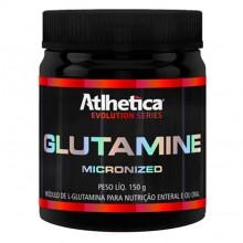 Glutamine Micronizada (150g) - Atlhetica Nutrition