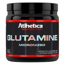 Glutamine Micronizada (500g) - Atlhetica Nutrition