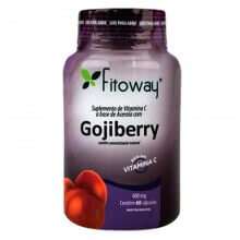 Gojiberry 400mg (60caps) - Fitoway