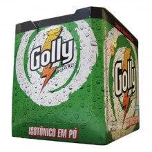 Golly Power - Isotônico em pó (Caixa c/ 15 sachês) 32g - Golly