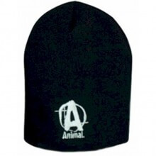 Gorro com Logo do Animal Pak - Preto - Universal Nutrition