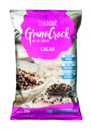Granocrock Cacau Sachê 30g - Snackout