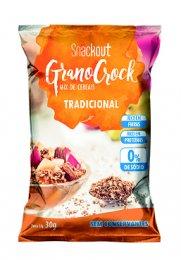 Granocrock Tradicional Sachê 30g - Snackout