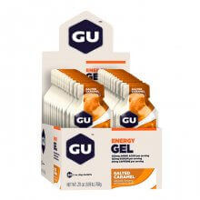 GU Energy Gel (32g) (Caixa com 24un) - GU