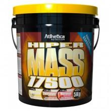 Hiper Mass 17500 Balde (5kg) - Atlhetica Nutrition
