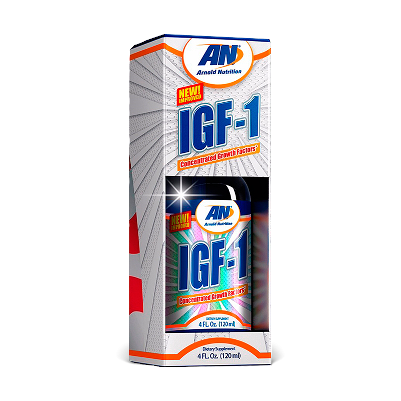 IGF-1 Spray (120ml) Arnold Nutrition - 30% OFF
