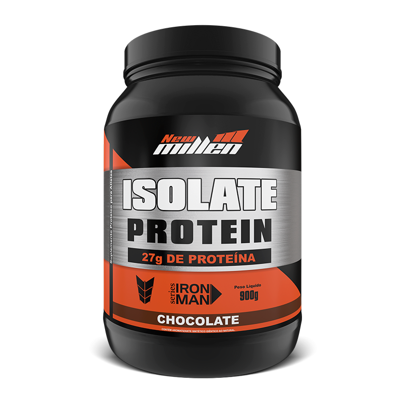 Isolate Protein (900g) New Millen-Chocolate