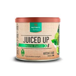Juiced Up (200g) Nutrify-Matcha com Frutas Tropicais