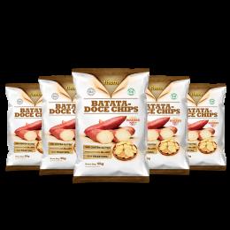 Combo Chips de Batata Doce Fhom (5 unidades)