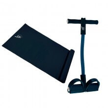 Kit Colchonete + AB Exerciser - BP Fitness
