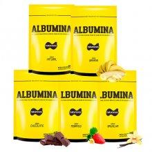 Kit Degustação com 5 Albuminas - Naturovos (Total 2,5Kg)