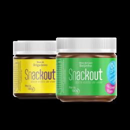 Combo Sobremesa Snackout (2 unidades)
