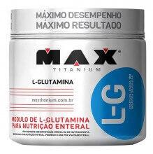 L-G (L-Glutamina) 150g - Max Titanium