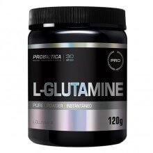 Imagem - L-Glutamine (Glutamina) (120g) - Probiótica