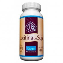 Lecitina de Soja 1000mg (60caps) - Stem
